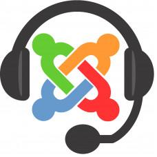 Mothly Joomla Website support with 5 Gb hosting
